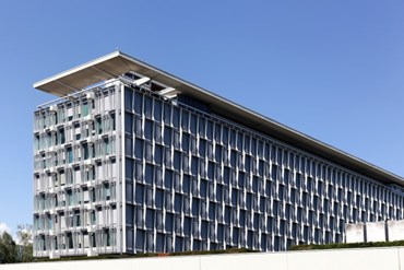 WHO headquarters, Geneva. Foto: Colourbox.com