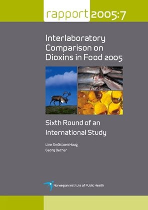 Interlaboratory Comparison on Dioxins in Food.