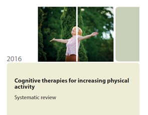 rapport forside cognitive therapies for increasing physical activity.png