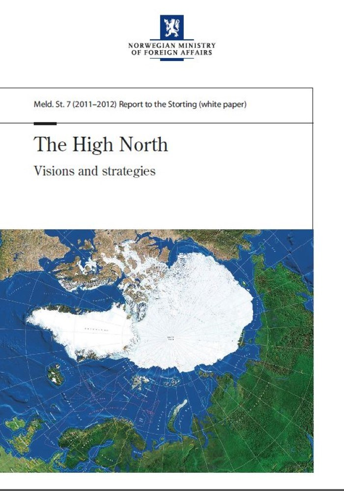 White paper on the High North.