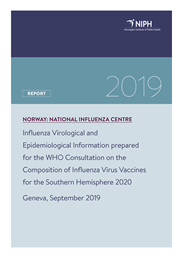 NIC Norway 2018-2019 influenza report for WHO 2019_forside_web.png